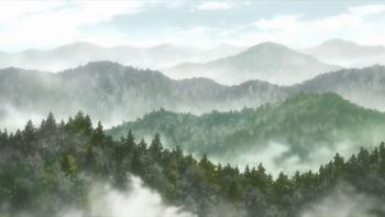 Кадр 2 аниме Мастер муси: Следующая глава — Тернистый путь