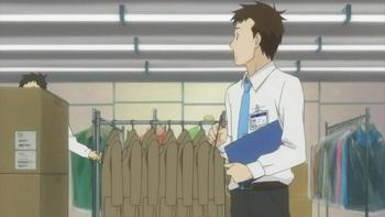 Кадр 3 аниме Брошенный кролик