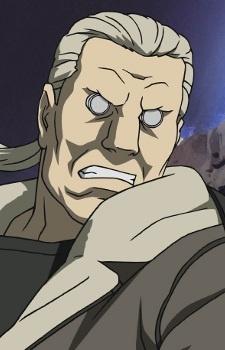 Аниме персонаж Бато