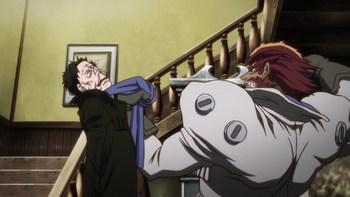 Кадр 3 аниме Триган: Переполох в пустошах