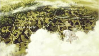 Кадр 2 аниме Союз Серокрылых