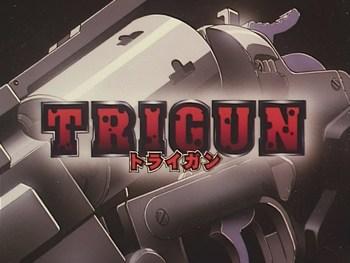 Кадр 0 аниме Триган