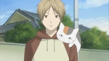 Кадр 1 аниме Тетрадь дружбы Нацумэ 2