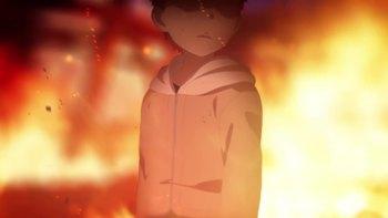 Кадр 0 аниме Судьба/Ночь схватки: Бесконечный мир клинков