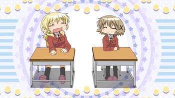 Кадр 1 аниме Наброски Хидамари x ☆☆☆