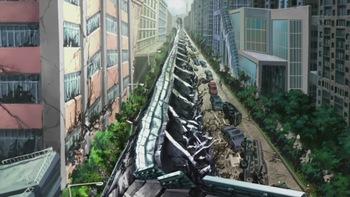 Кадр 1 аниме Токийское восьмибалльное