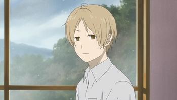 Кадр 3 аниме Тетрадь дружбы Нацумэ: Однажды зимним днём
