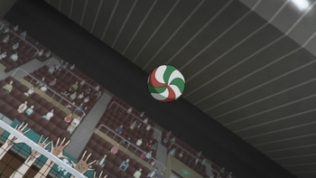 Кадр 3 аниме Волейбол!! 2