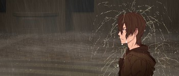 Кадр 0 аниме Истории ран. Часть 2: Горячая кровь
