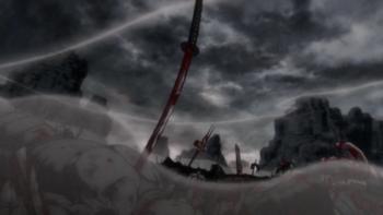 Кадр 0 аниме Гинтама: Рождение Белого Демона