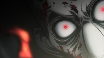 Кадр 1 аниме Хеллсинг OVA