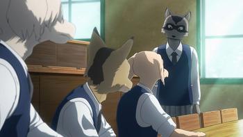 Кадр 2 аниме Выдающиеся звери 2
