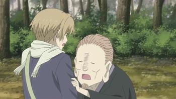 Кадр 2 аниме Тетрадь дружбы Нацумэ 4