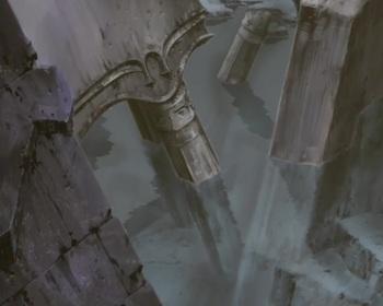 Кадр 0 аниме Волчий дождь