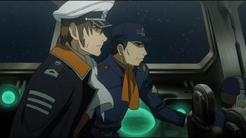 Кадр 0 аниме Космический линкор Ямато 2199