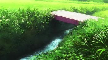 Кадр 1 аниме Деревенская глубинка