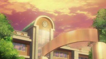 Кадр 2 аниме Ежемесячное сёдзё Нодзаки