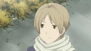 Кадр 1 аниме Тетрадь дружбы Нацумэ 4