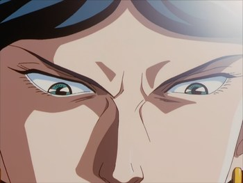 Кадр 3 аниме Легенда о героях Галактики: Сто миллионов звёзд, сто миллионов светил