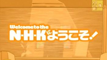 Кадр 0 аниме Добро пожаловать в NHK