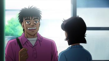 Кадр 0 аниме Первый шаг: Восхождение