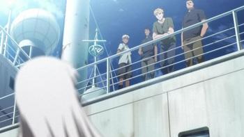 Кадр 2 аниме Ёрмунганд 2: Идеальный порядок