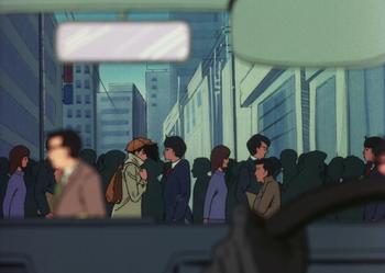 Кадр 1 аниме Завтрашний Джо 2