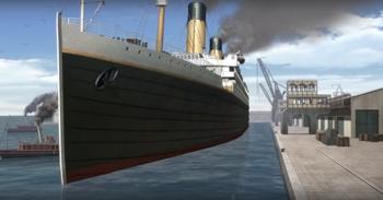 Кадр 0 аниме Тёмный дворецкий: Глава об Атлантике