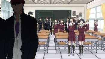 Кадр 2 аниме Я — Сакамото, а что?
