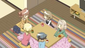 Кадр 2 аниме Наброски Хидамари: Выпускной Саэ и Хиро