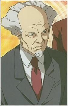 Аниме персонаж Дайсукэ Арамаки