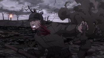 Кадр 0 аниме Военная хроника маленькой девочки