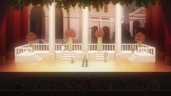 Кадр 3 аниме Вайолет Эвергарден: День, когда ты поймёшь, что я люблю тебя, обязательно наступит