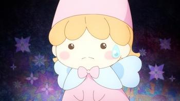 Кадр 3 аниме Мяу, исполняющая мечты
