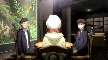 Кадр 3 аниме Время Евы