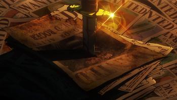 Кадр 2 аниме Ван-Пис: Бегство
