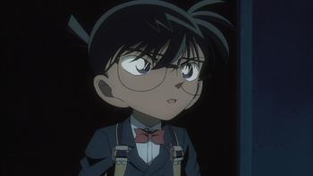 Кадр 3 аниме Детектив Конан: Волшебник серебряного неба