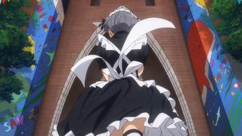 Кадр 2 аниме Вольный стиль! Вечное лето — Спецвыпуск