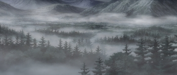 Кадр 3 аниме Берсерк: Золотой Век III — Сошествие