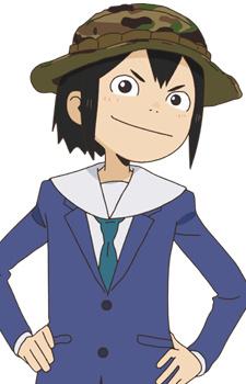Аниме персонаж Мидори Асакуса