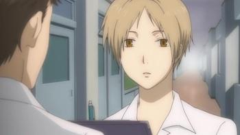 Кадр 2 аниме Тетрадь дружбы Нацумэ