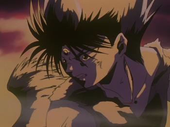 Кадр 1 аниме Отчёт о буйстве духов
