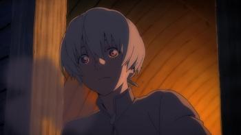 Кадр 1 аниме Для тебя, Бессмертный