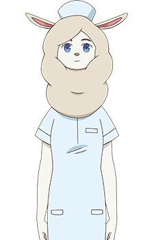 Аниме персонаж Сиракава