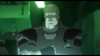 Кадр 3 аниме Призрак в доспехах: Синдром одиночки 2