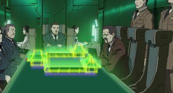 Кадр 1 аниме Призрак в доспехах: Синдром одиночки