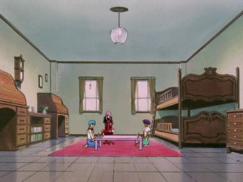 Кадр 2 аниме Юная революционерка Утэна