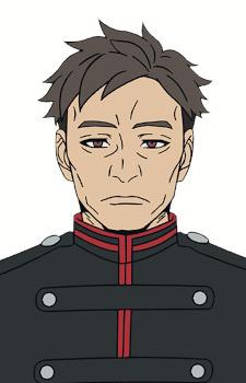 Аниме персонаж Токуити Ямагами