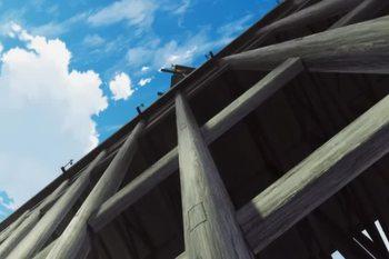 Кадр 3 аниме Хранитель священного духа