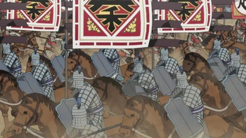Кадр 1 аниме Царство